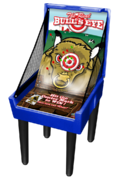 Bull's Eye Carnival Case Game